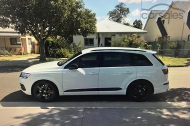 New Used Audi SQ Cars For Sale In Australia Carsalescomau - Audi 4wd models