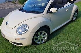 New used volkswagen beetle cars for sale in australia carsales 2007 volkswagen beetle 1y manual my07 fandeluxe Gallery