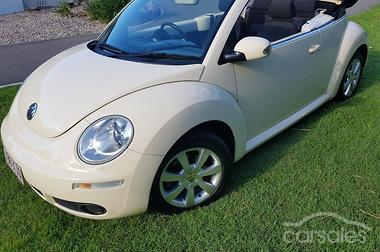 New used volkswagen beetle cars for sale in australia carsales 2007 volkswagen beetle 1y manual my07 fandeluxe Images