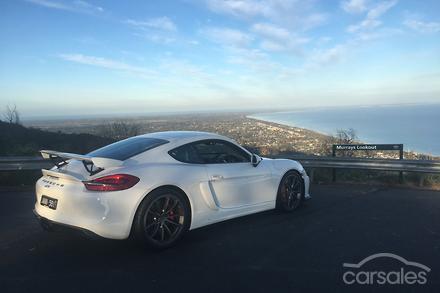 2015 Porsche Cayman GT4 981 Manual MY16