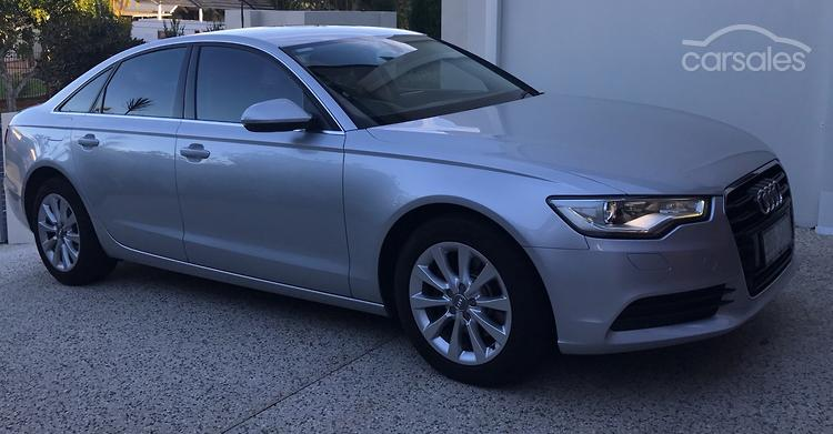 2012 Audi A6 Auto MY13