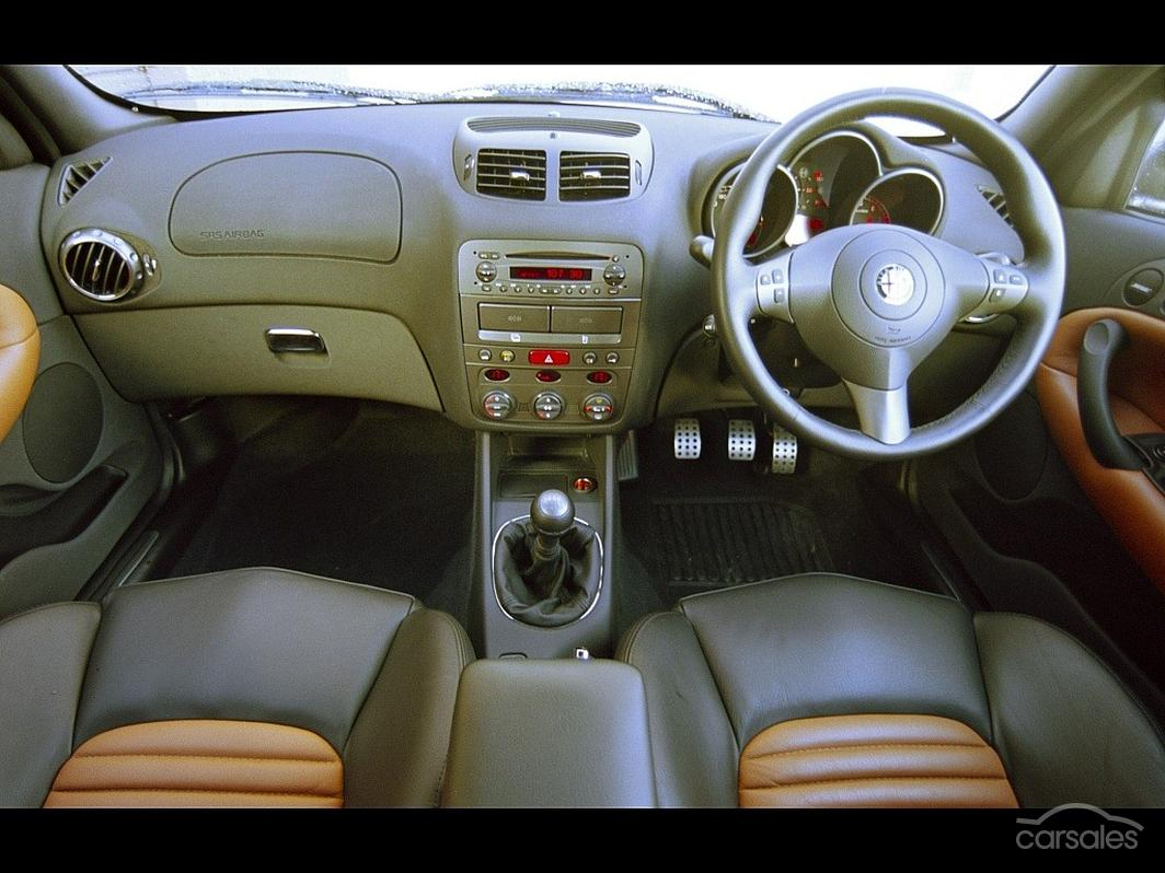 Alfa 147 Manual 2005 Romeo Gta