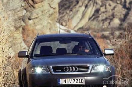 Audi Allroad Quattro Auto Quattro - 2002 audi quattro