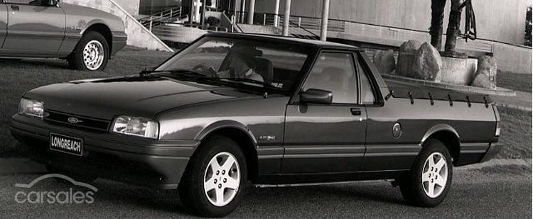 1996 ford falcon gli xg manual rh carsales com au 1997 Ford Falcon 1994 Ford Falcon