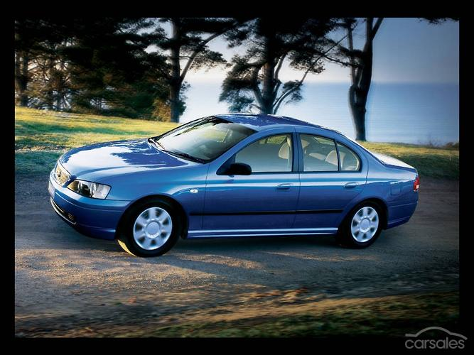2005 Ford Falcon XT BA Mk II Owner Review by don - carsales