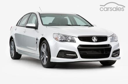 2014 Holden Commodore Sv6 Collingwood Edition Vf Auto My14