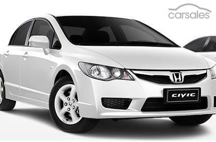 2010 Honda Civic Limited Edition Auto My10