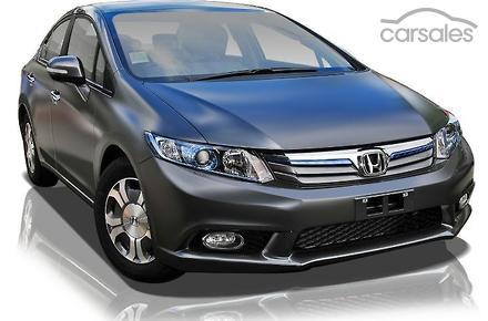 2013 Honda Civic Hybrid Auto