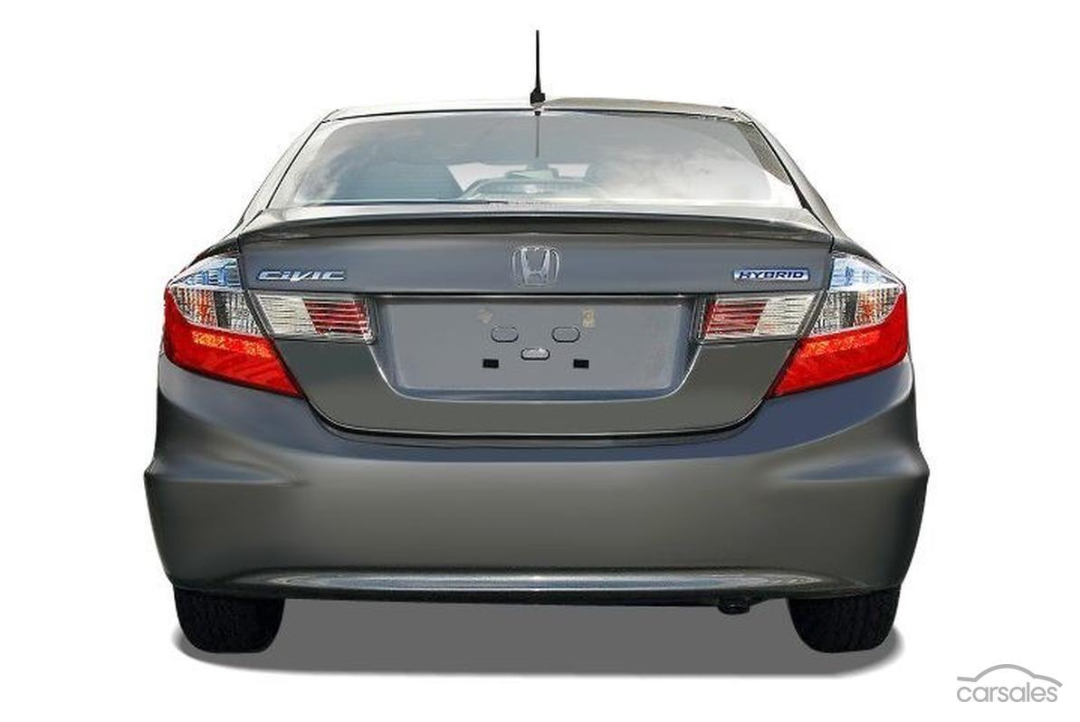 2013 Honda Civic Hybrid Auto Carsales Com Au