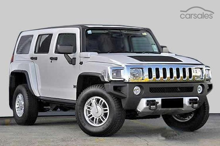 2007 hummer h3 manual 4x4 rh carsales com au Hummer H3 Schematics Hummer H3 Off-Road Lights