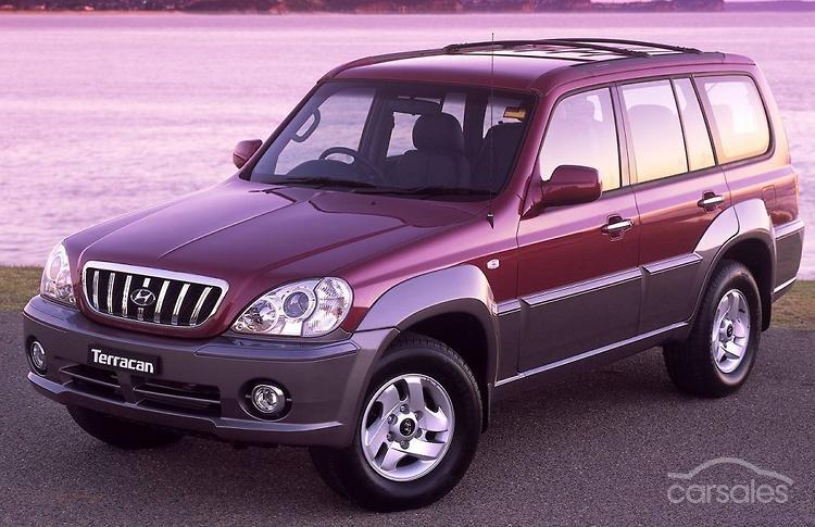 2004 hyundai terracan manual 4x4 rh carsales com au Hyundai Galloper manual hyundai terracan 2004 pdf