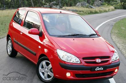 2005 Hyundai Getz Sxi Auto My06