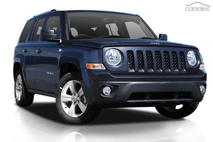 2013 Jeep Patriot Limited MK