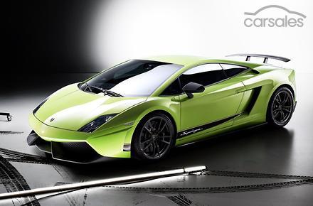 2013 Lamborghini Gallardo Lp570 4 Superleggera Auto Awd