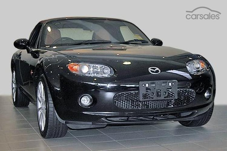 2006 Mazda MX-5 Touring NC Series 1 Owner Review by John