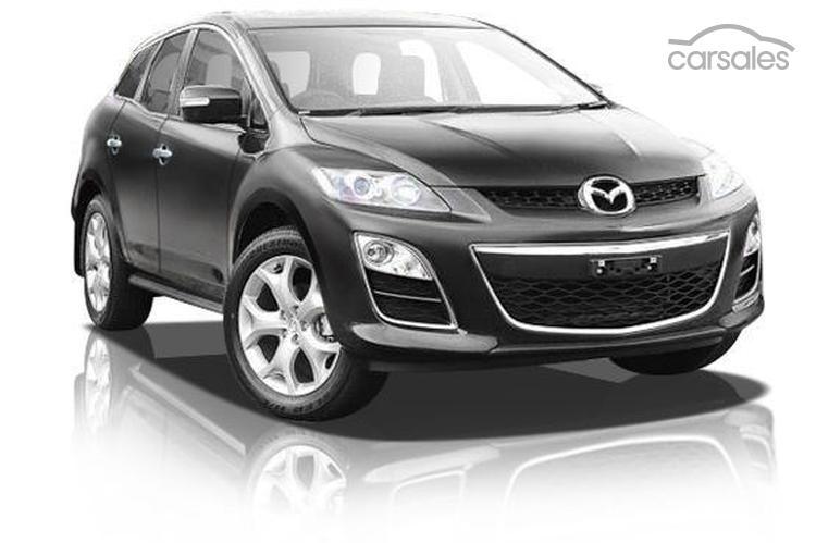 2011 Mazda CX 7 Luxury Sports ER Series 2