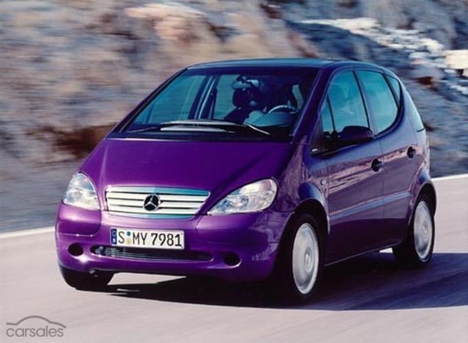 1999 Mercedes-Benz A160 Avantgarde W168 Owner Review by Paul