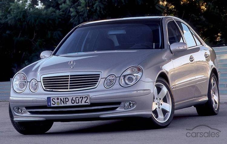 2003 mercedes benz e320 elegance w211 owner review by michael rh carsales com au Mercedes-Benz W210 Mercedes-Benz C320