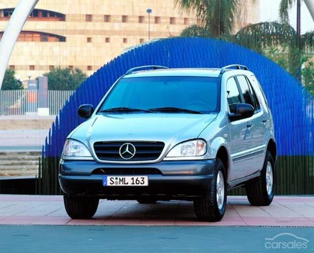 2001 Mercedes-Benz ML270 CDI Luxury W163 Owner Review by