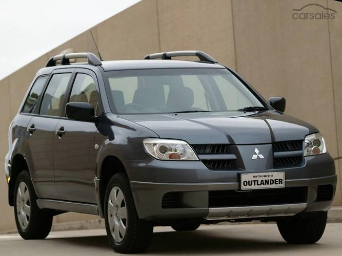 2006 Mitsubishi Outlander LS ZF Owner Review by Ummema