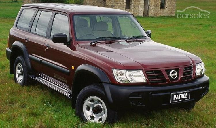 2002 Nissan Patrol ST GU III Owner Review by Kevin - carsales com au
