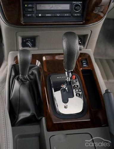 2002 Nissan Patrol ST Plus GU III Owner Review by Wayne - carsales