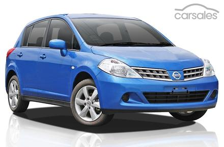 2012 Nissan Tiida St C11 S4 Auto