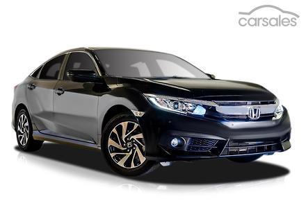 2018 Honda Civic Vti S Auto My18