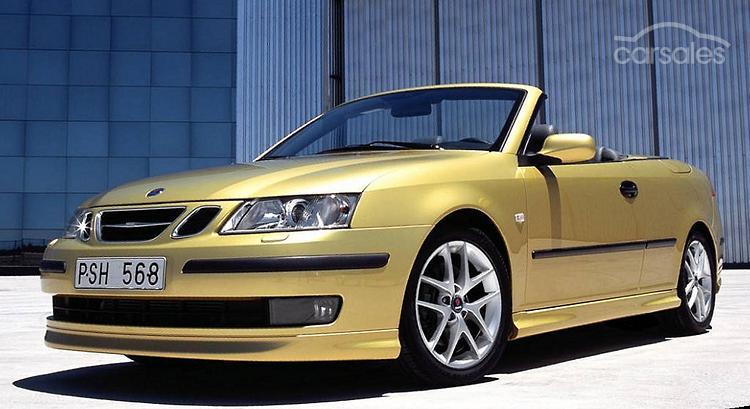 2003 saab 9 3 turbo manual my03 rh carsales com au 2018 Saab Automobile 2018 Saab Automobile