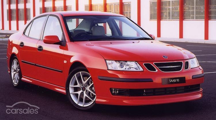 2005 Saab 9 3 Aero Sport 440