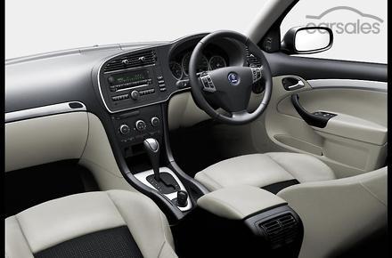 2007 Saab 9 3 Linear Manual MY07