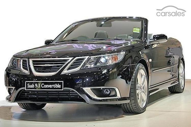 2009 saab 9 3 aero manual my08 rh carsales com au Saab Automobile Logo Saab Automobile 2008