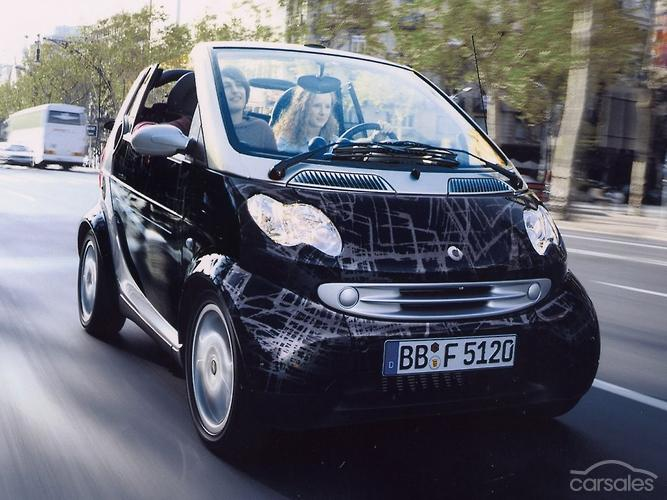2005 Smart Fortwo Pulse A450