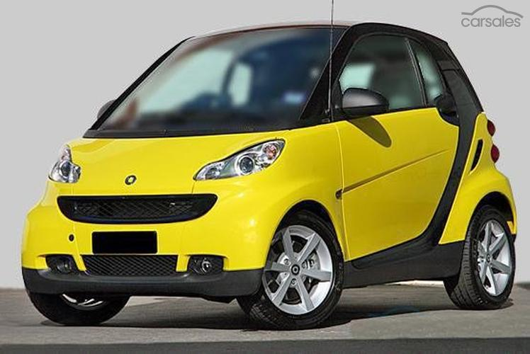 2008 Smart Fortwo Pulse 451