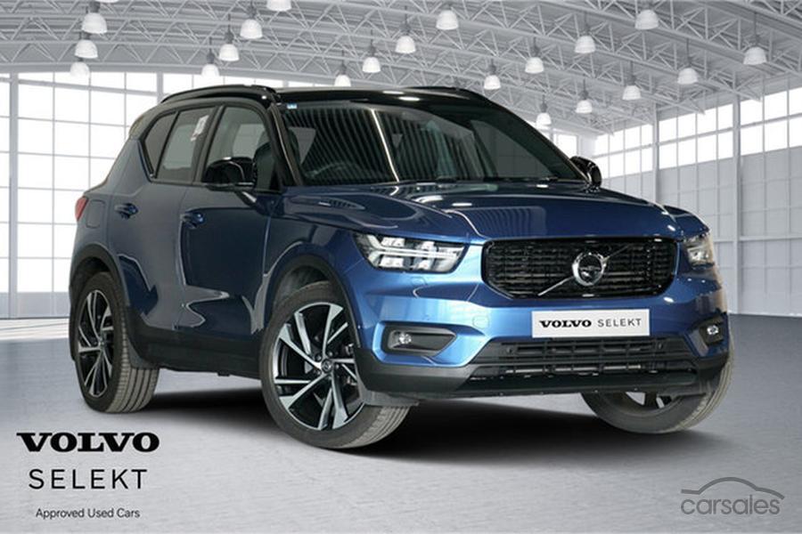 2019 Volvo XC40 T5 R-Design Auto AWD MY19-OAG-AD-17468119