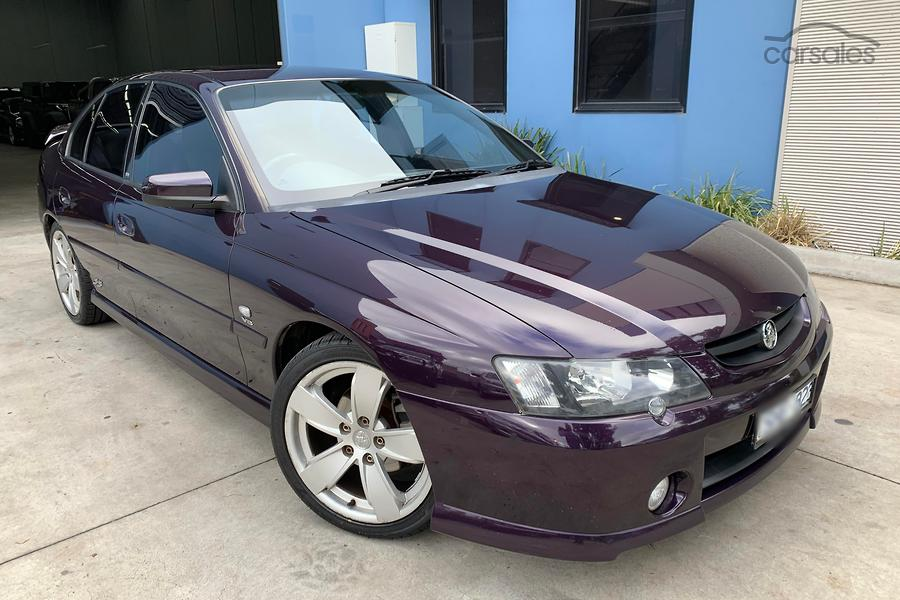 2003 Holden Commodore SS VY II Auto-OAG-AD-17426617