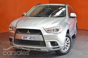 New & Used Mitsubishi Silver 5 doors cars for sale in