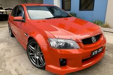 New & Used Holden Commodore SS Orange 8 cylinders cars for