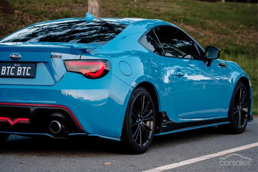 Hyper Blue Brz >> 2015 Subaru Brz Hyper Blue Z1 Auto My16 Sse Ad 5950523