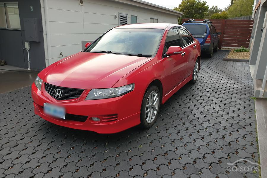 2007 Honda Accord Euro Limited Edition Manual MY07-SSE-AD