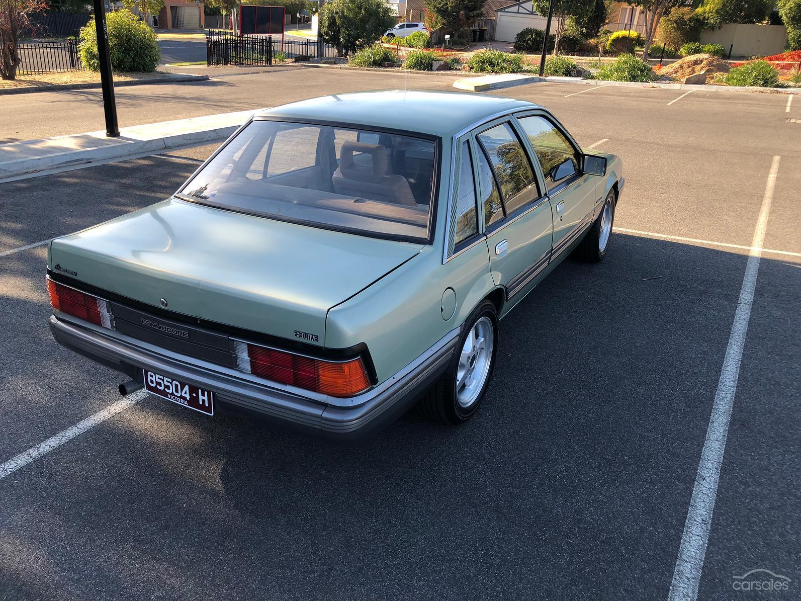 1986 Holden Commodore Executive VL Auto-SSE-AD-6009106