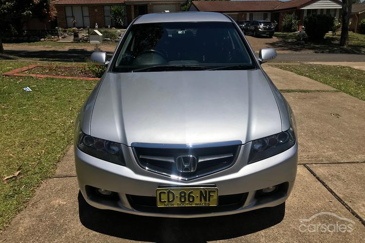 New Used Honda Accord Euro Silver Automatic Cars For Sale In