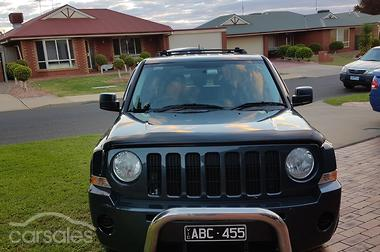 jeep patriot owners manual 2007