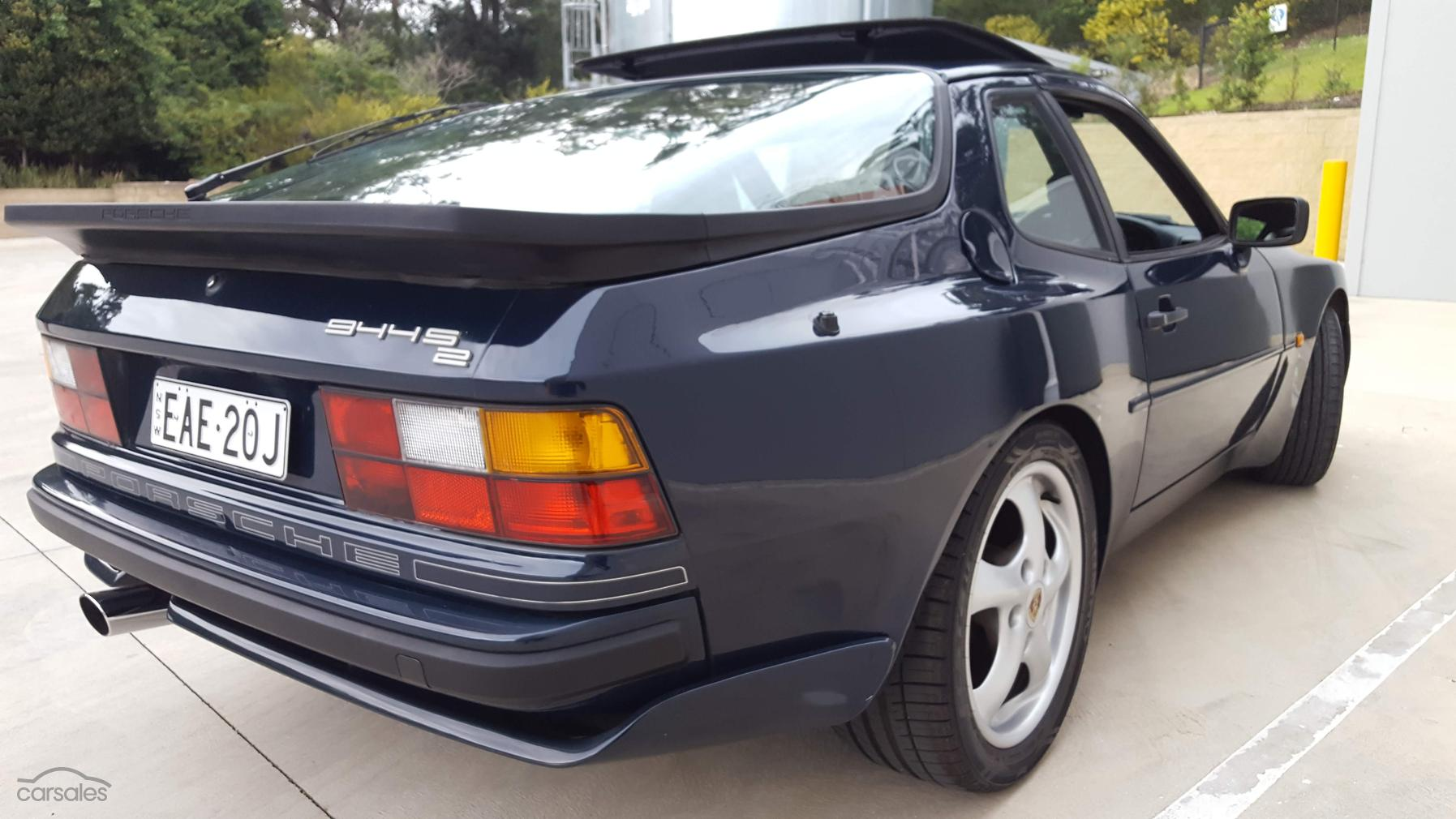 1990 Porsche 944 S2 Manual-SSE-AD-5901484 - carsales com au