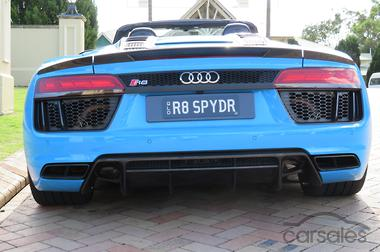 New Used Audi R8 Plus Cars For Sale In Australia Carsalescomau