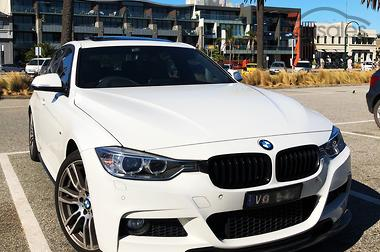 New Used Bmw 328i M Sport White Cars For Sale In Australia