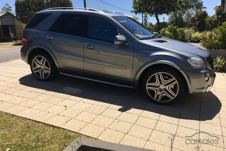 2010 Mercedes Benz Ml63 Amg Auto 4x4 My10 Sse Ad 5794994