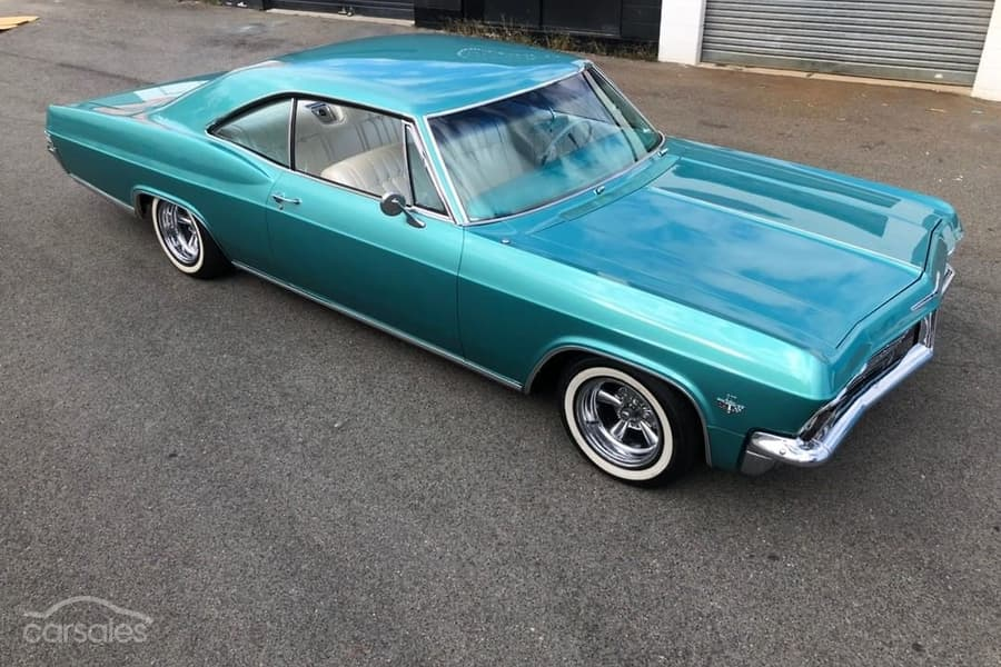1965 Chevrolet Impala Sport Auto Sse Ad 6201119 Carsales