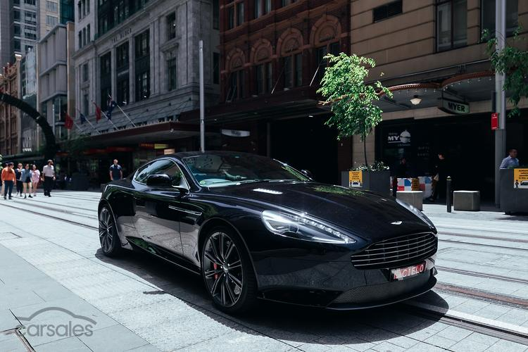 new & used aston martin black prestige cars for sale in australia