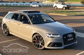 New Used Audi RS Cars For Sale In Australia Carsalescomau - Audi r6